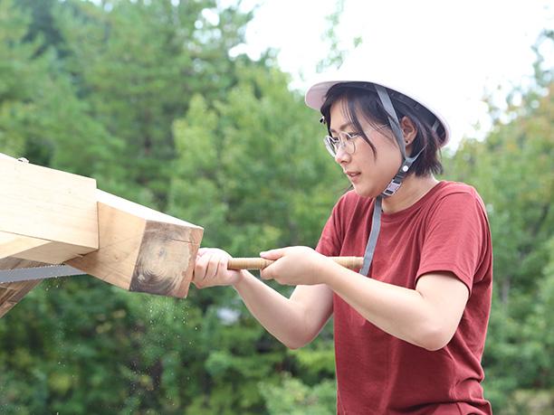 実践を通して学ぶ「自力建設プロジェクト」