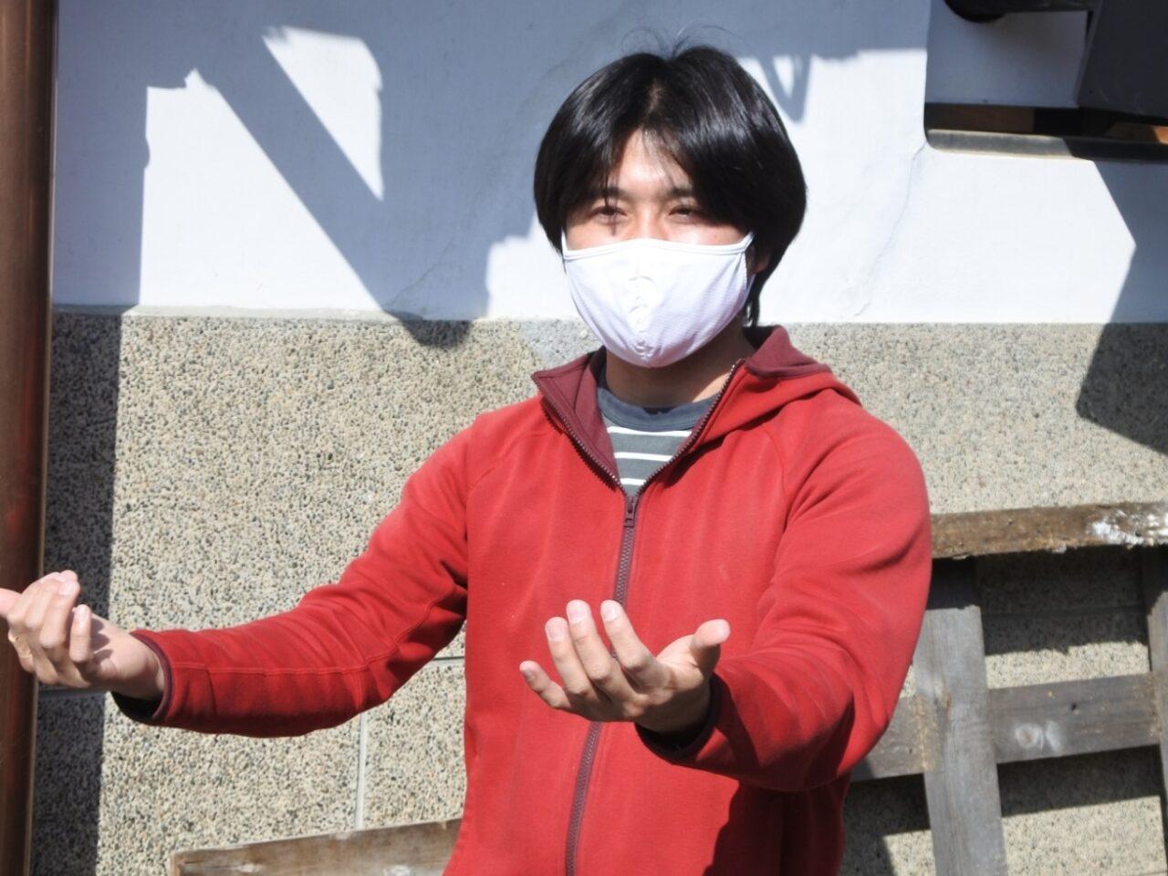 横井敦史さん