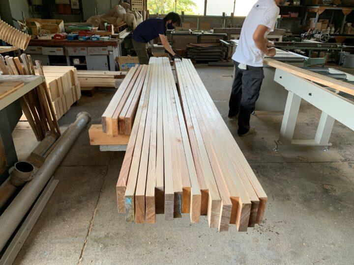 ACパネルの木取り2